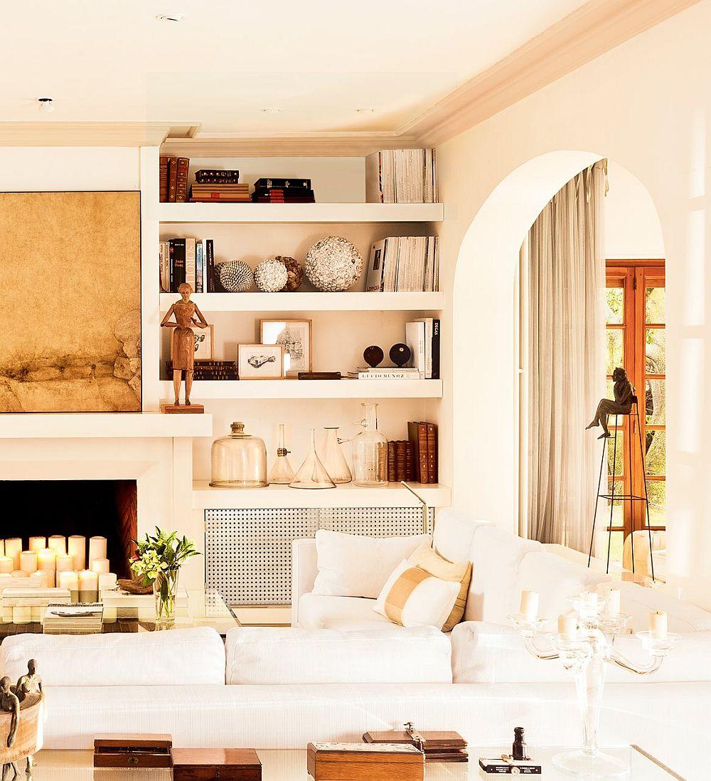 adelaparvu.com despre transformare a casei cu obiecte putine, decorator Pilar de la Vega, Foto ElMueble (11)
