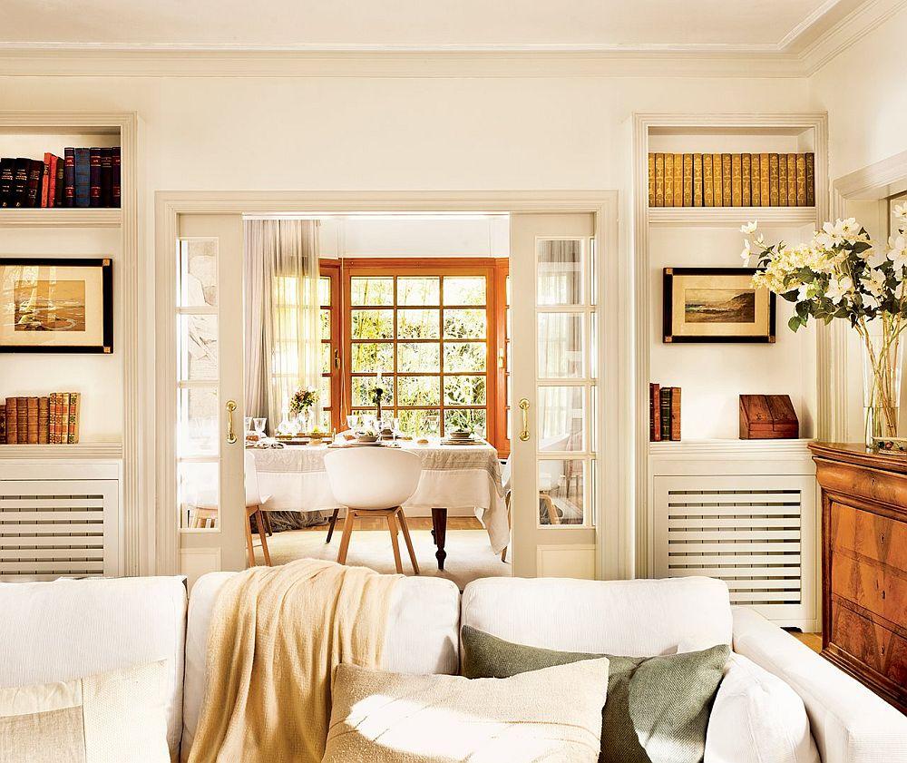 adelaparvu.com despre transformare a casei cu obiecte putine, decorator Pilar de la Vega, Foto ElMueble (12)