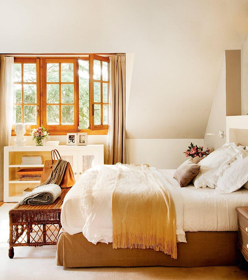 adelaparvu.com despre transformare a casei cu obiecte putine, decorator Pilar de la Vega, Foto ElMueble (2)