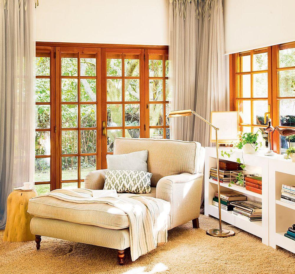 adelaparvu.com despre transformare a casei cu obiecte putine, decorator Pilar de la Vega, Foto ElMueble (3)
