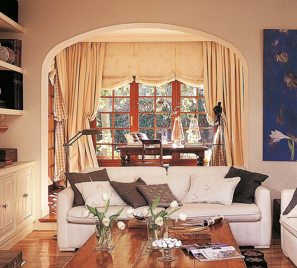 adelaparvu.com despre transformare a casei cu obiecte putine, decorator Pilar de la Vega, Foto ElMueble (7)