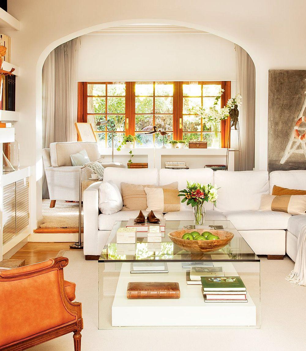 adelaparvu.com despre transformare a casei cu obiecte putine, decorator Pilar de la Vega, Foto ElMueble (8)