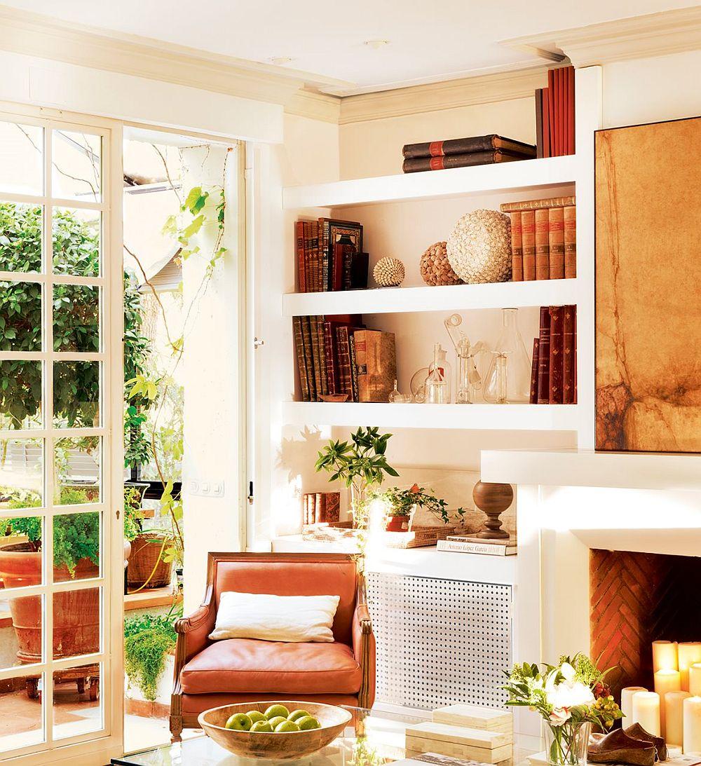 adelaparvu.com despre transformare a casei cu obiecte putine, decorator Pilar de la Vega, Foto ElMueble (9)