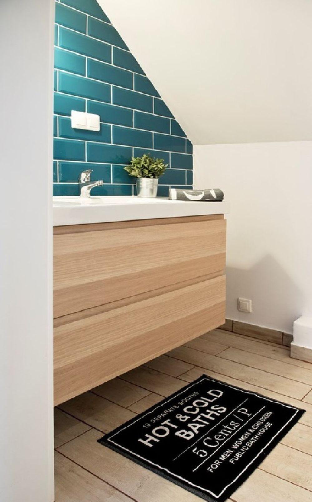 adelaparvu.com interior cu verde si albastru, design interior Shoko Design (111)
