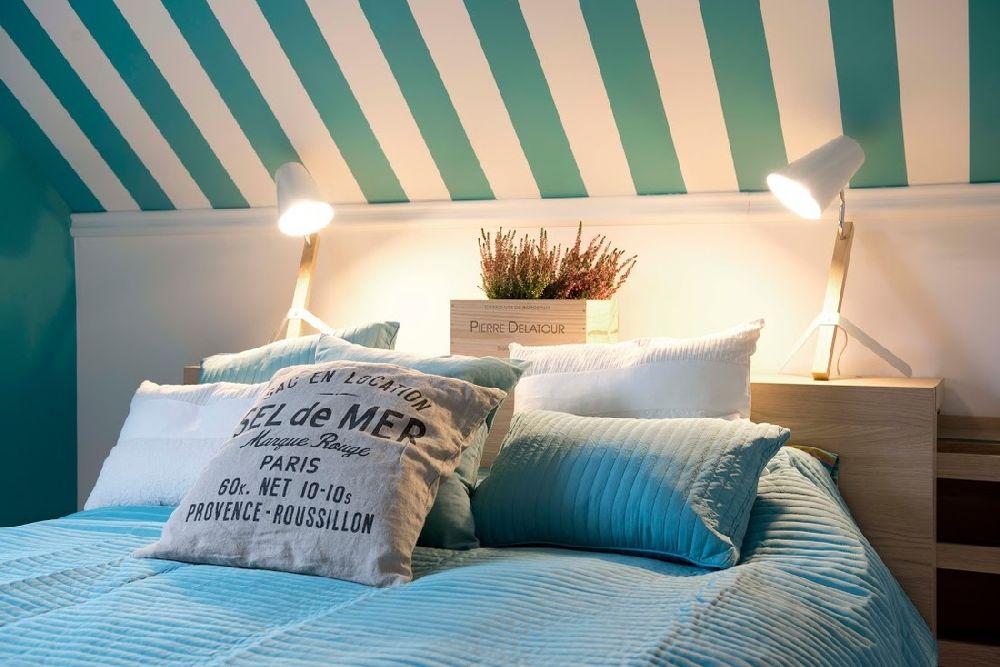 adelaparvu.com interior cu verde si albastru, design interior Shoko Design (16)