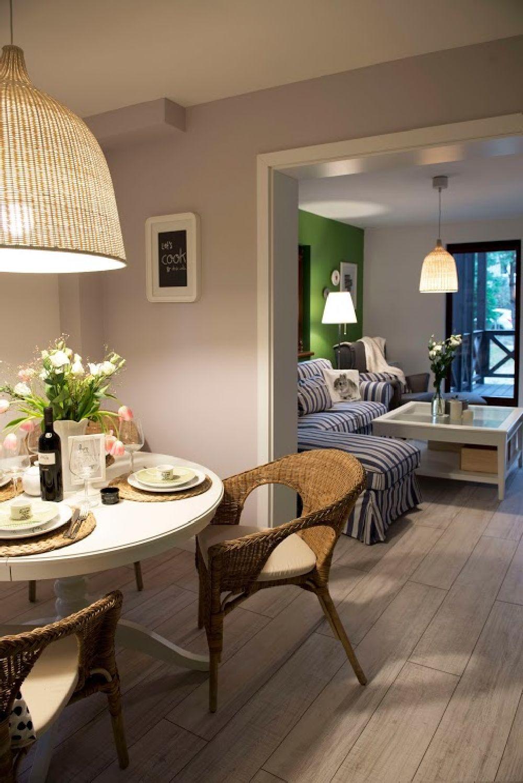 adelaparvu.com interior cu verde si albastru, design interior Shoko Design (4)