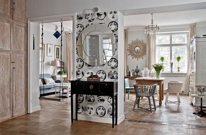 adelaparvu.com locuinta in stil eclectic, 140 mp, Varsovia, designer Marta Bielewicz, Foto Rafal Lipski  (12)