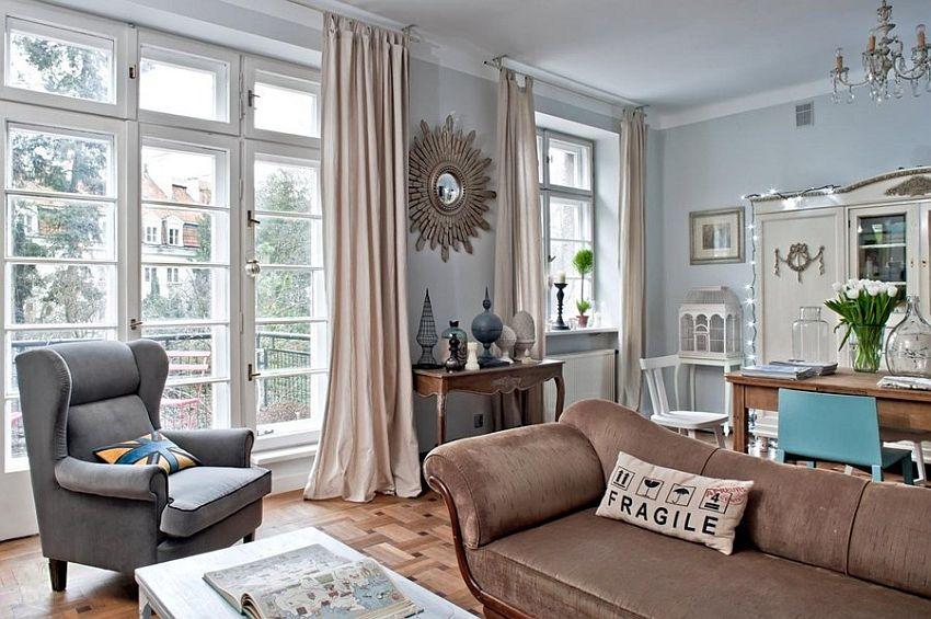 adelaparvu.com locuinta in stil eclectic, 140 mp, Varsovia, designer Marta Bielewicz, Foto Rafal Lipski (13)