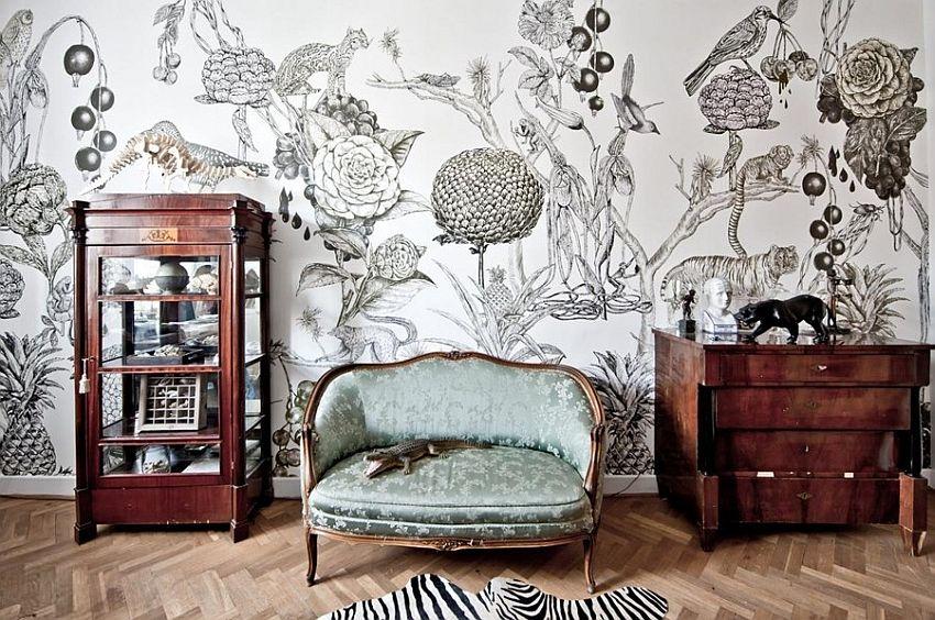 adelaparvu.com locuinta in stil eclectic, 140 mp, Varsovia, designer Marta Bielewicz, Foto Rafal Lipski (14)