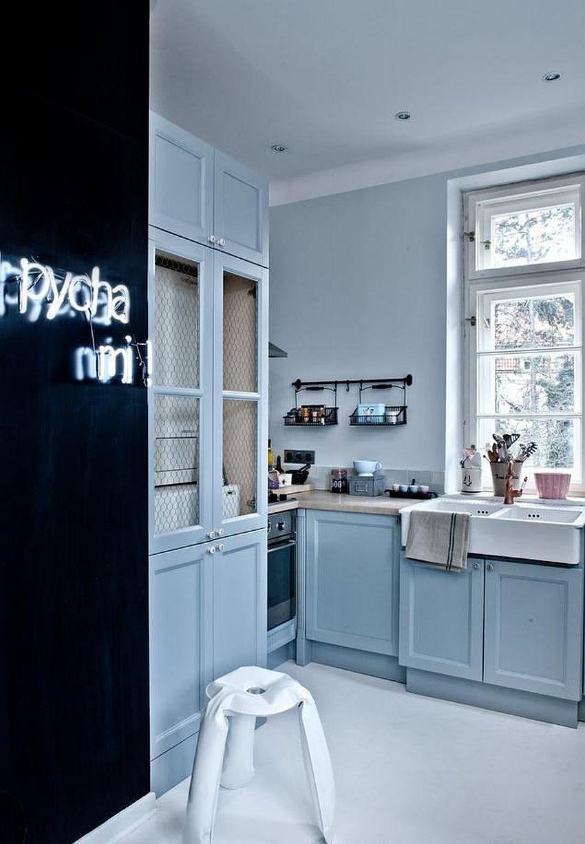 adelaparvu.com locuinta in stil eclectic, 140 mp, Varsovia, designer Marta Bielewicz, Foto Rafal Lipski (15)
