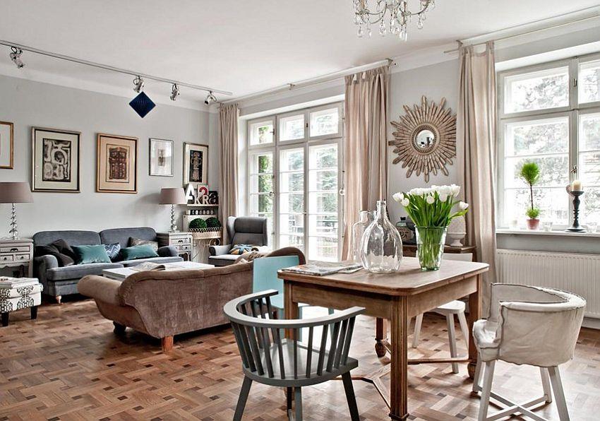 adelaparvu.com locuinta in stil eclectic, 140 mp, Varsovia, designer Marta Bielewicz, Foto Rafal Lipski (4)