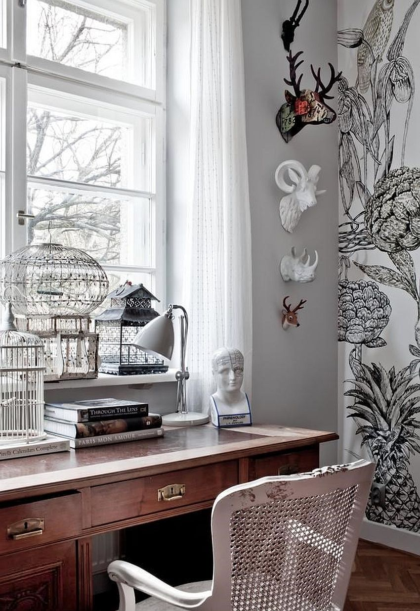 adelaparvu.com locuinta in stil eclectic, 140 mp, Varsovia, designer Marta Bielewicz, Foto Rafal Lipski (7)