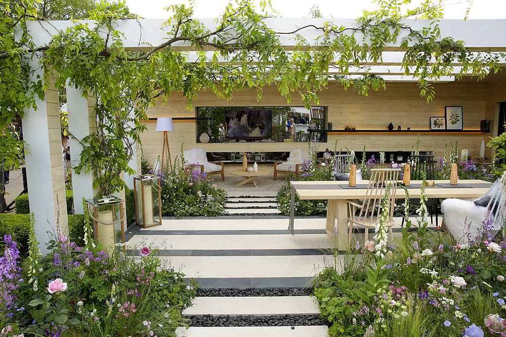 adelaparvu.com despre LG Smart Garden, designer Hay Joung Hwang, RHS Chelasea Flower Show 2016 (6)