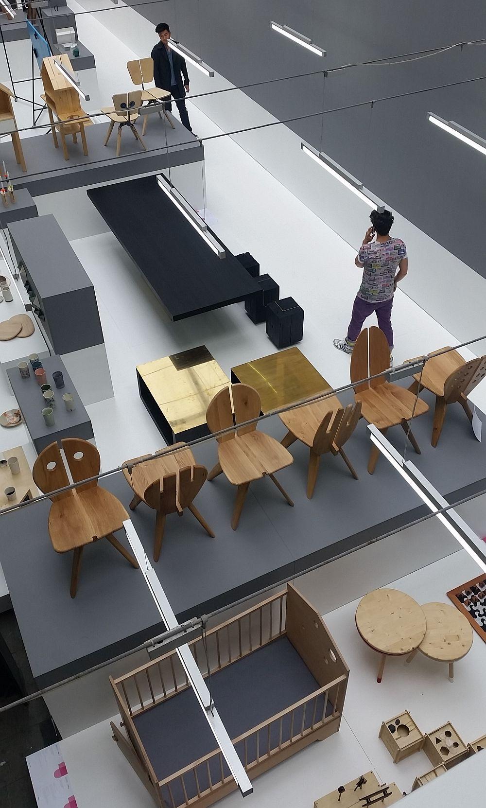 adelaparvu.com despre Romanian Design Week, Takim Chairs, designer arch Cristian Corvin