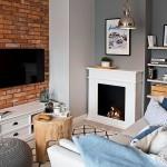 adelaparvu.com despre amenajare apartament de 3 camere, Polonia, design Shoko Design 88