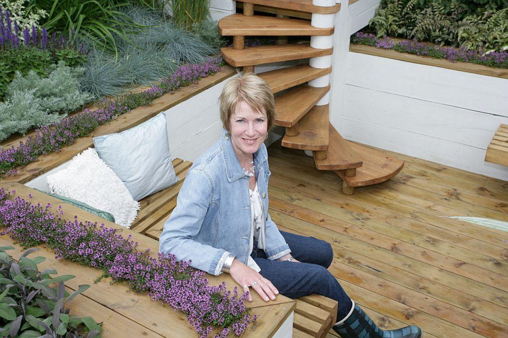 adelaparvu.com despre amenajare gradina mica, peisagist Hellen Williams (6)