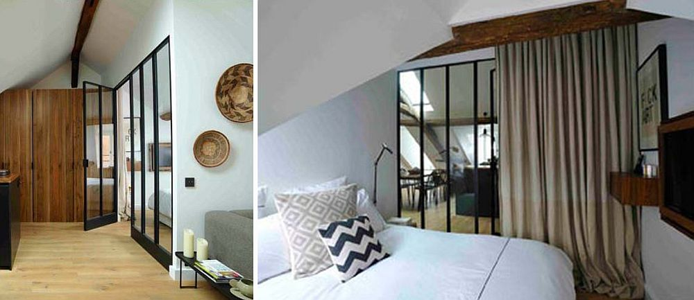 adelaparvu.com despre apartament 50 mp in pod, Paris, design MargauxBeja, Foto Alexis Cottin si Julien Fernandez (5)