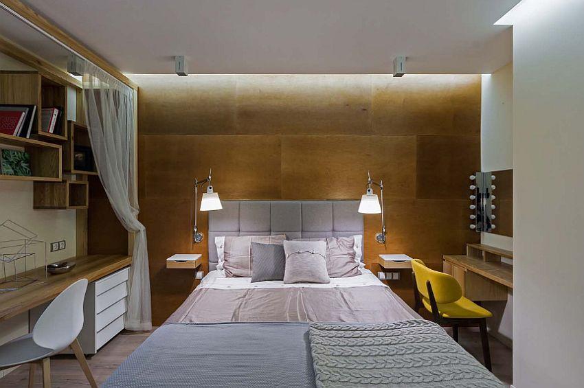 adelaparvu.com despre apartament de 2 camere amenajat modern, designer Eugene Meshcheruk, Foto Tatiana Kovalenko (11)