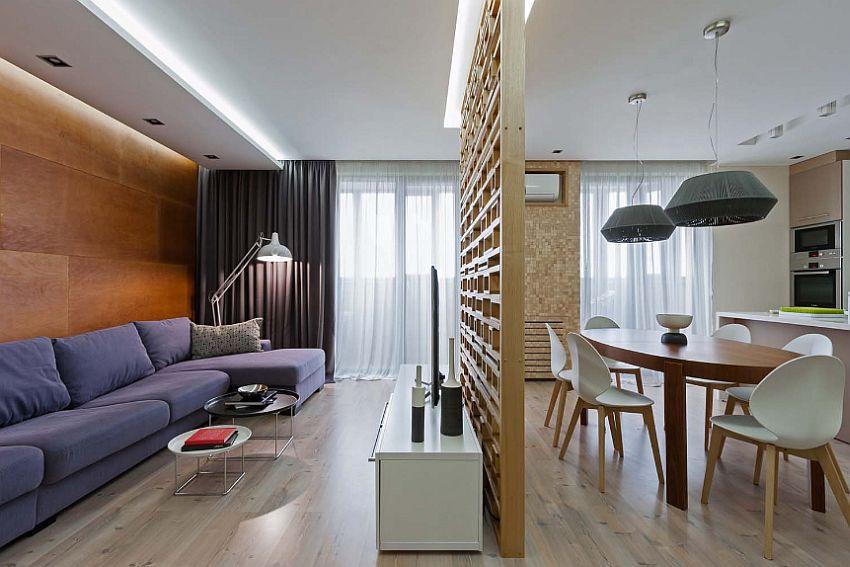 adelaparvu.com despre apartament de 2 camere amenajat modern, designer Eugene Meshcheruk, Foto Tatiana Kovalenko (3)