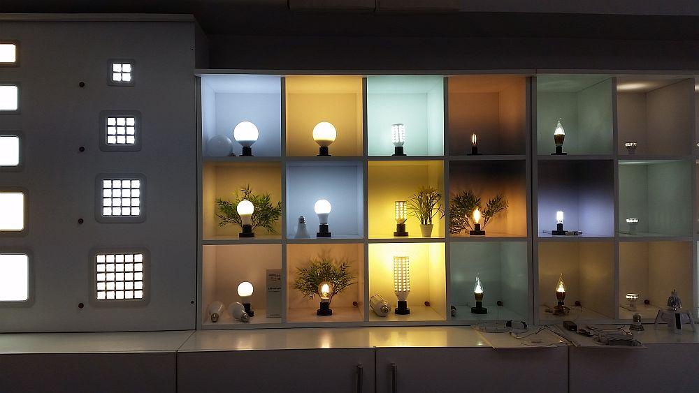 adelaparvu.com despre becuri LED asamblate in Romania, Global Flash Media (12)