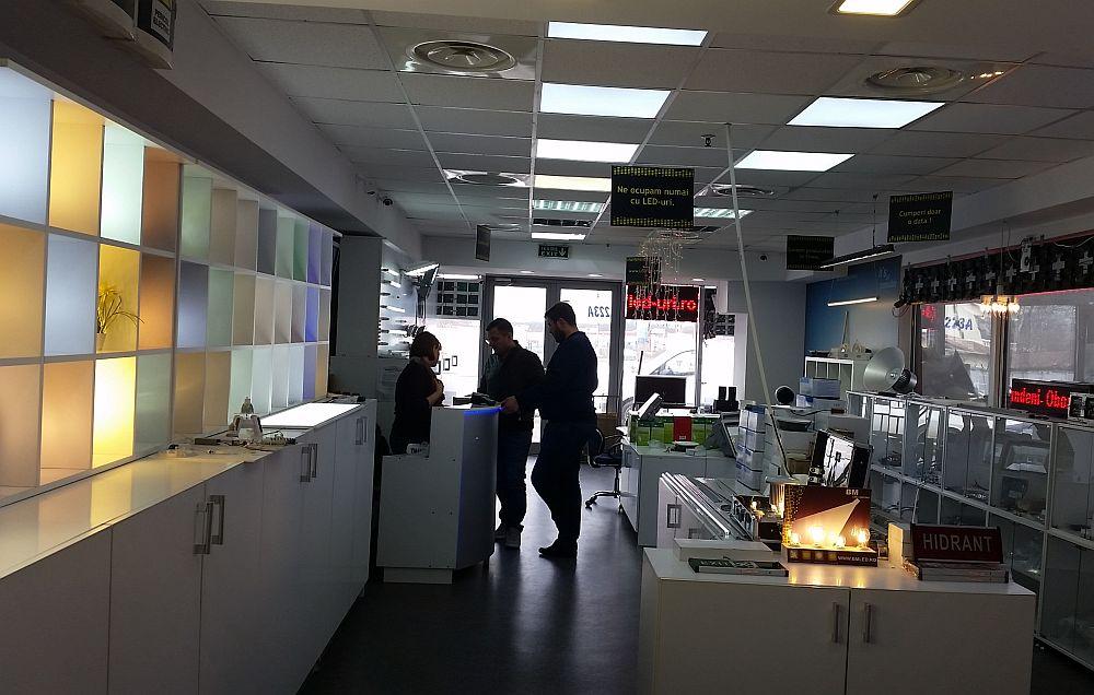 adelaparvu.com despre becuri LED asamblate in Romania, Global Flash Media (13)