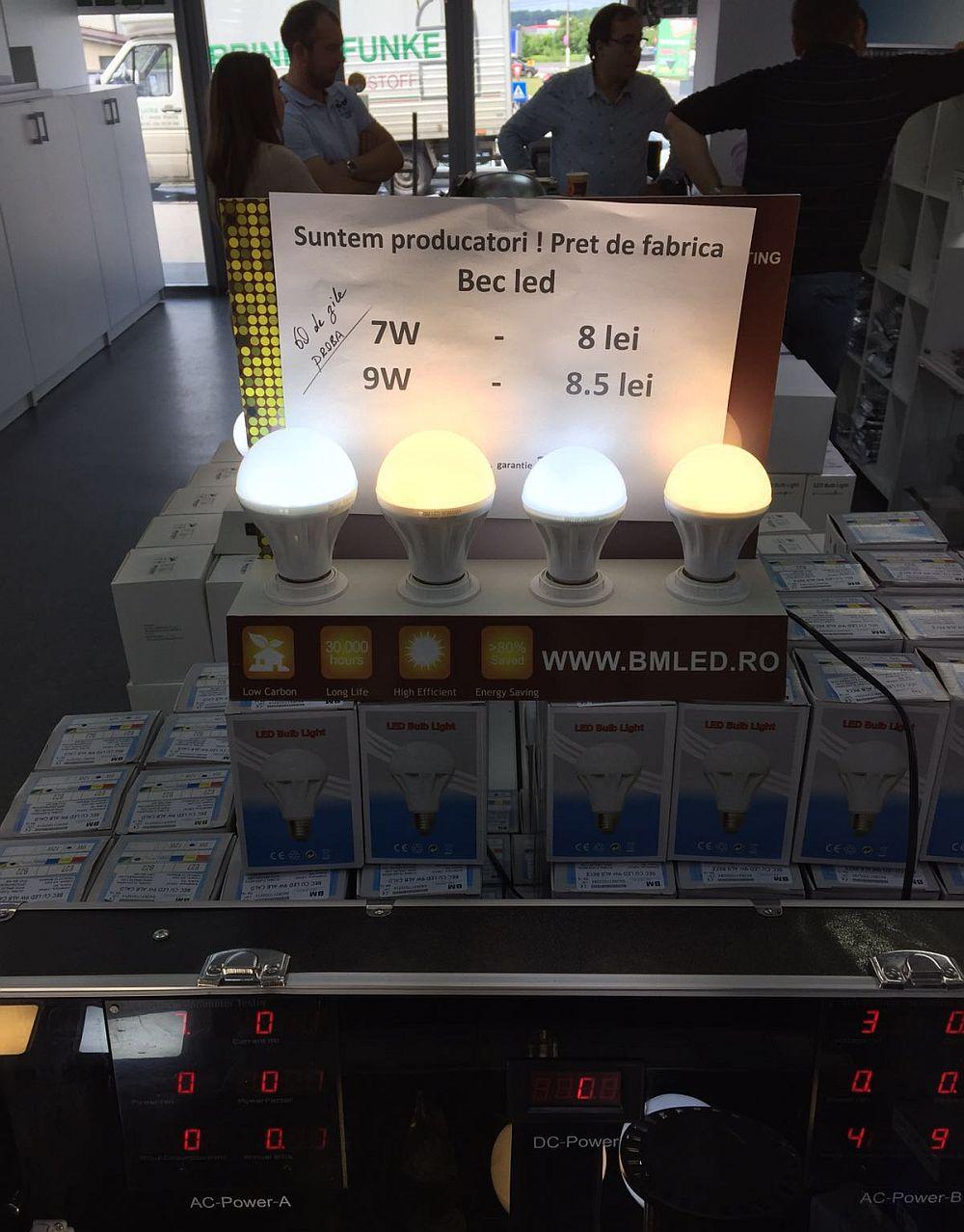 adelaparvu.com despre becuri LED asamblate in Romania, Global Flash Media (18)