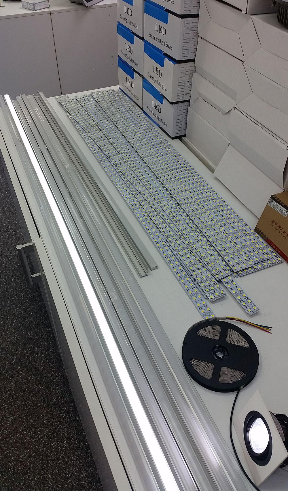 adelaparvu.com despre becuri LED asamblate in Romania, Global Flash Media (3)