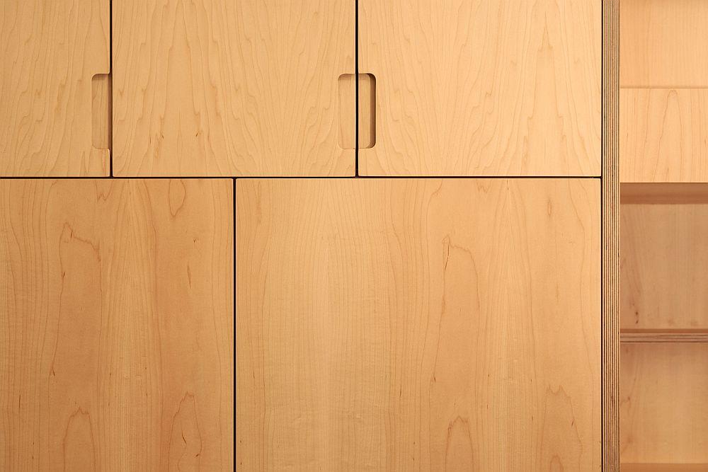 adelaparvu.com despre bucatarie 24 mp transformata in garsoniera, design arh. Anne Rolland, Foto Jerome Fleurier (4)