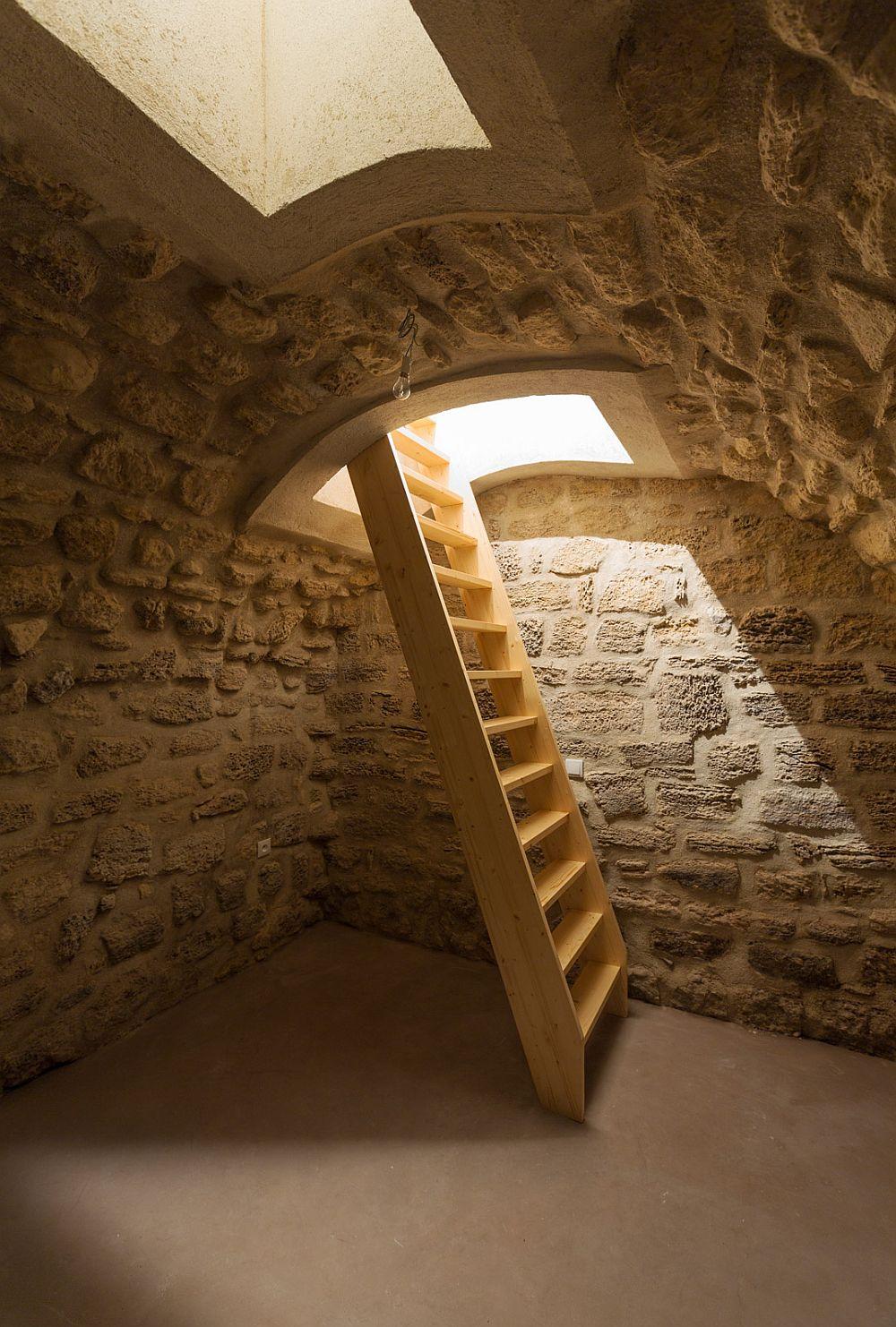adelaparvu.com despre bucatarie 24 mp transformata in garsoniera, design arh. Anne Rolland, Foto Jerome Fleurier (6)
