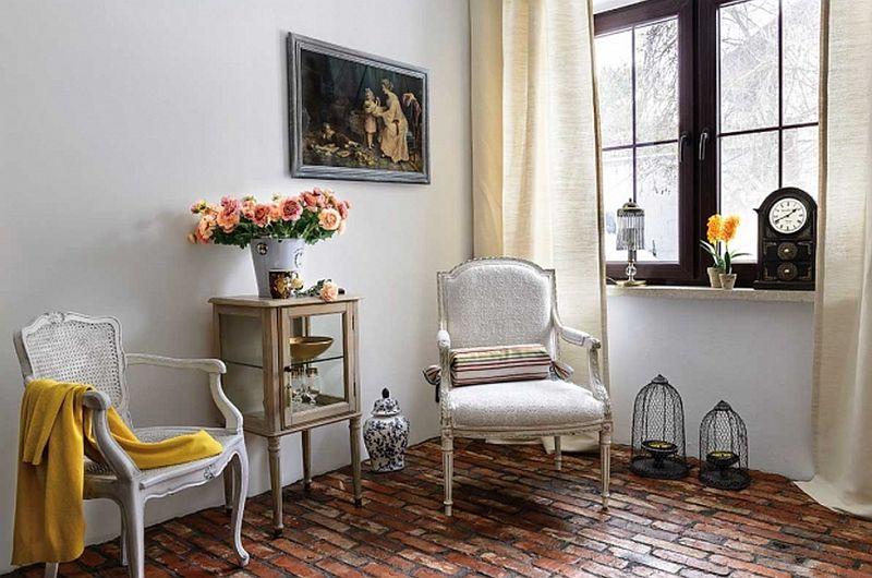 adelaparvu.com despre casa 50 mp in stil shabby chic, design Dorota Brodzik, Foto Miroslaw Dziedzicki, Igor Dziedzicki (7)