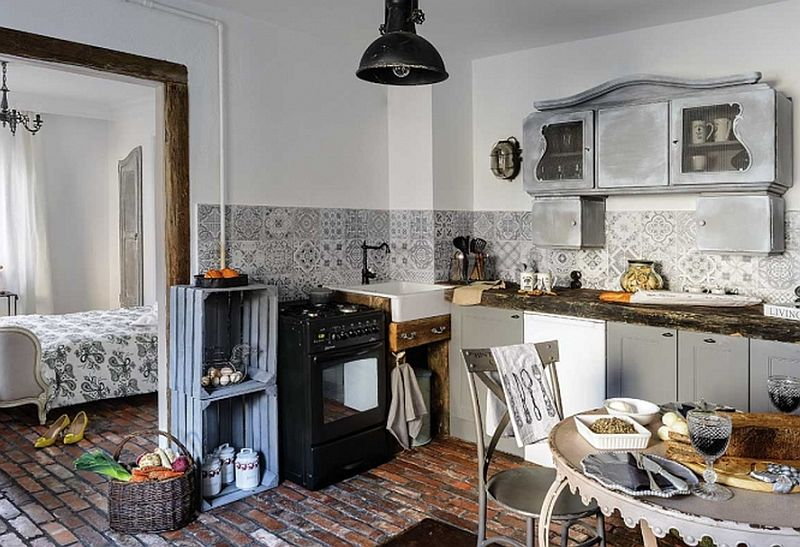 adelaparvu.com despre casa 50 mp in stil shabby chic, design Dorota Brodzik, Foto Miroslaw Dziedzicki, Igor Dziedzicki (8)