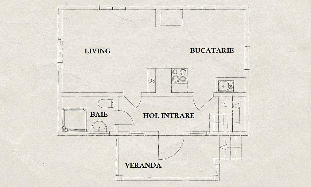 adelaparvu.com despre casa de vacanta 60 mp in Suedia, Foto Stadshem (18)