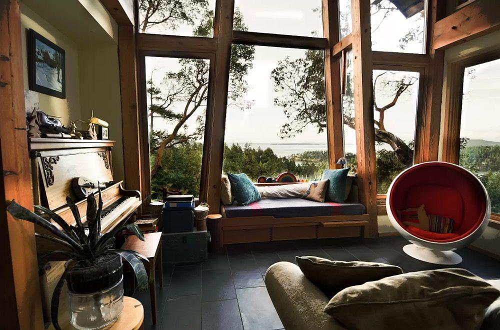 adelaparvu.com despre casa in Golf Georgia, design arh. Everest Lapp, Foto John Sinal (1)