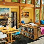 adelaparvu.com despre casa in Golf Georgia, design arh. Everest Lapp, Foto John Sinal (7)