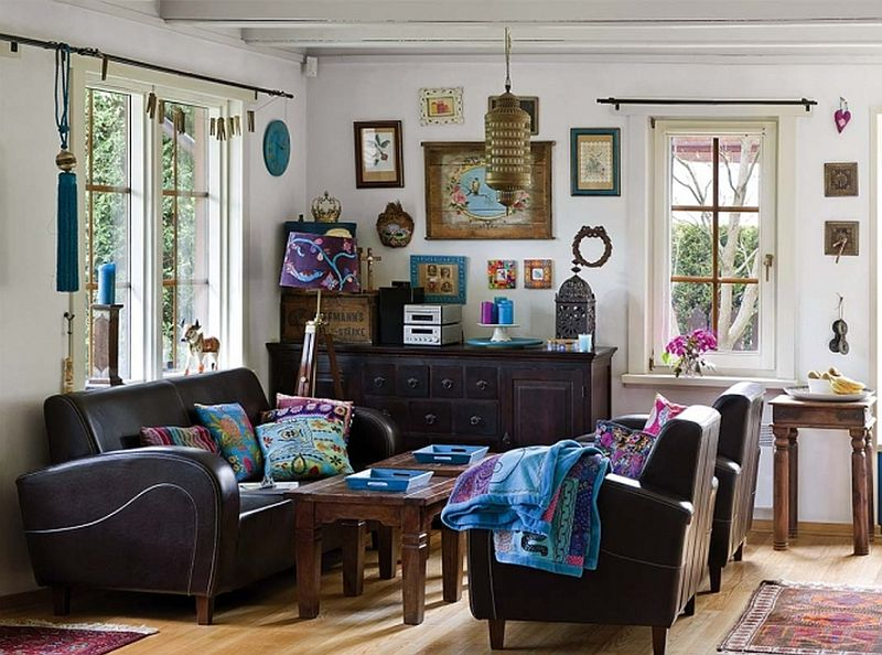 adelaparvu.com despre casa in stil rustic, Polonia, Foto Cuba Pajewski, Weranda Country (13)