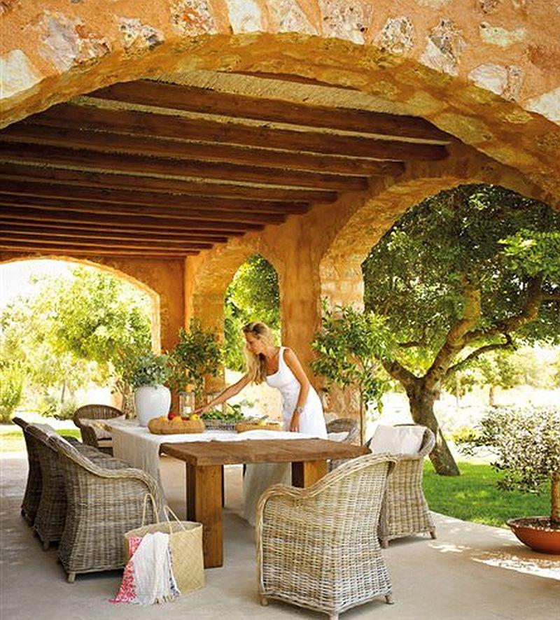adelaparvu.com despre casa mediteraneeana din piatra, Majorca, foto ElMueble (13)