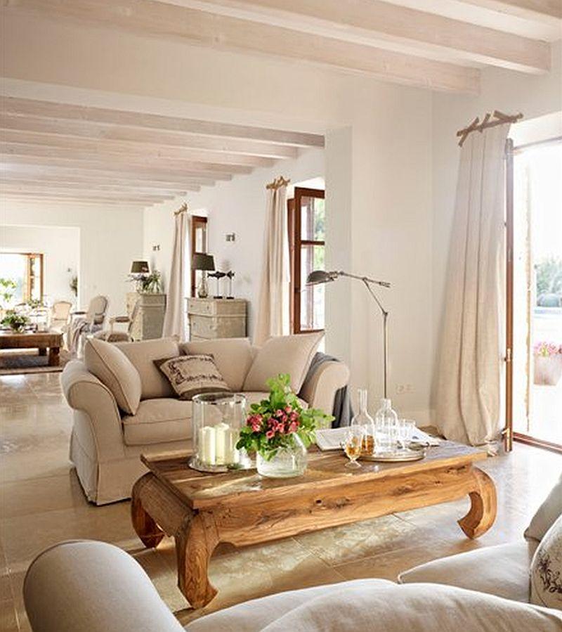 adelaparvu.com despre casa mediteraneeana din piatra, Majorca, foto ElMueble (14)