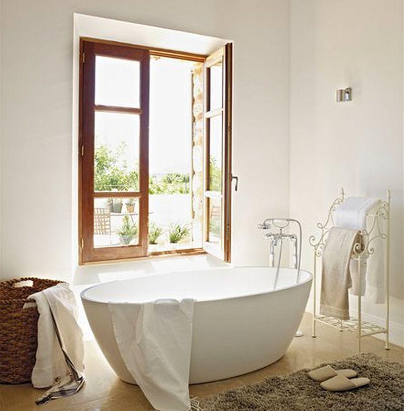 adelaparvu.com despre casa mediteraneeana din piatra, Majorca, foto ElMueble (2)