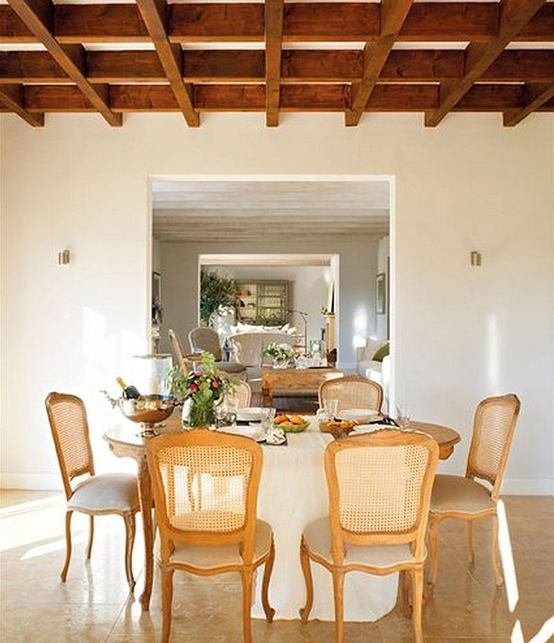 adelaparvu.com despre casa mediteraneeana din piatra, Majorca, foto ElMueble (6)