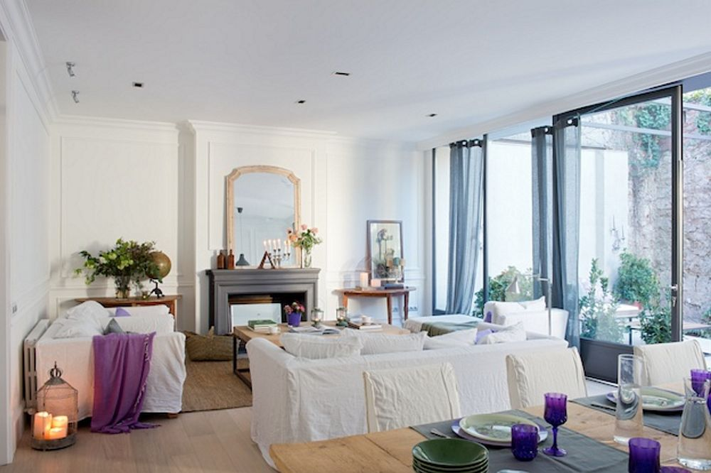 adelaparvu.com despre casa veche renovata, arhitect Albert Blanch, designer Gaby Conde, Foto ElMueble (1)