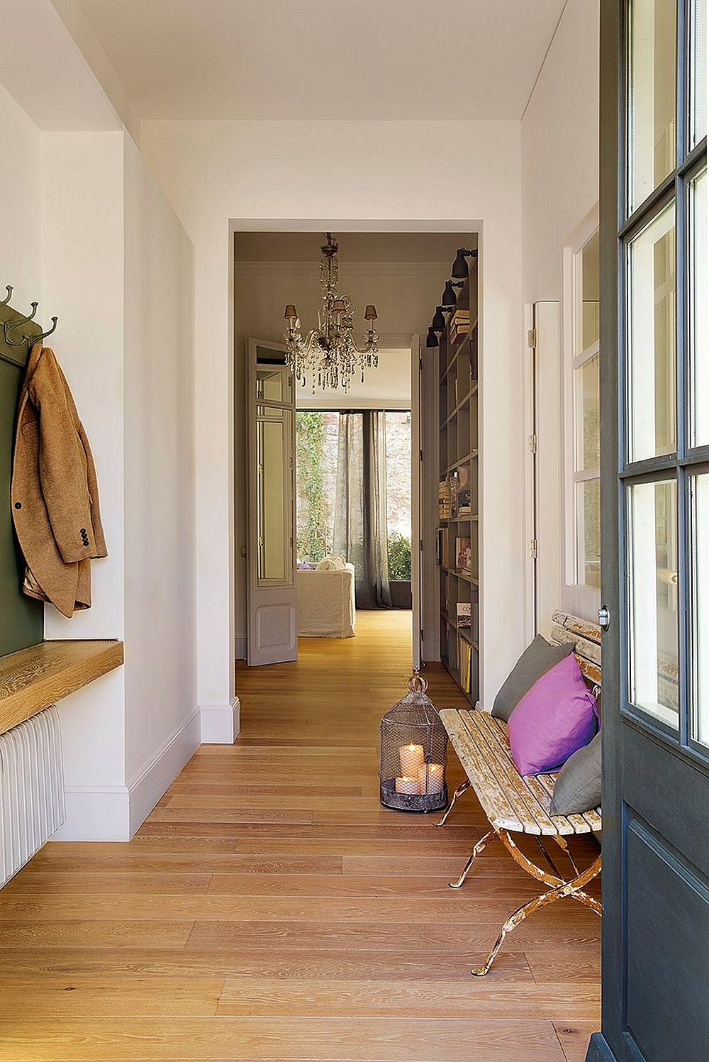 adelaparvu.com despre casa veche renovata, arhitect Albert Blanch, designer Gaby Conde, Foto ElMueble (20)