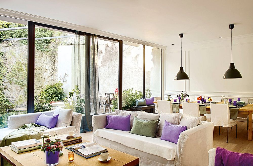 adelaparvu.com despre casa veche renovata, arhitect Albert Blanch, designer Gaby Conde, Foto ElMueble (21)