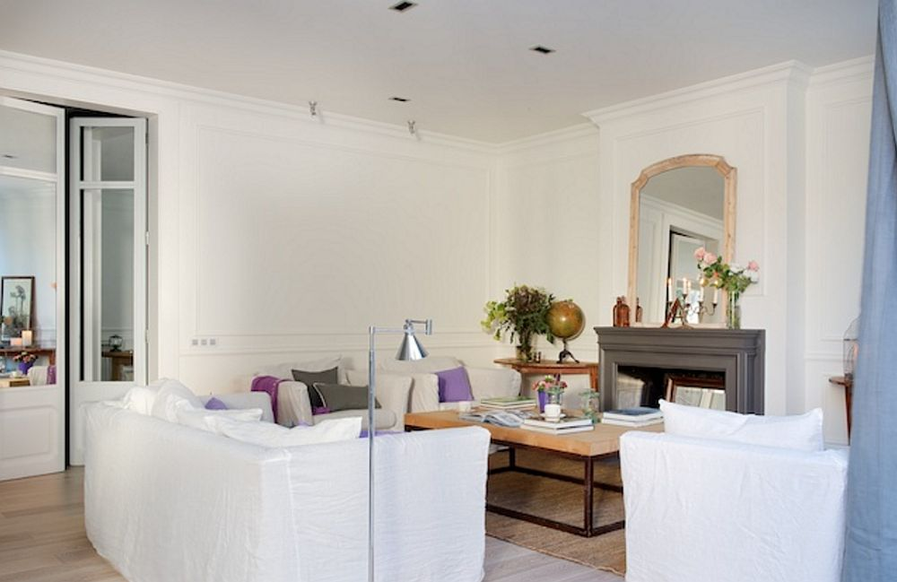 adelaparvu.com despre casa veche renovata, arhitect Albert Blanch, designer Gaby Conde, Foto ElMueble (3)