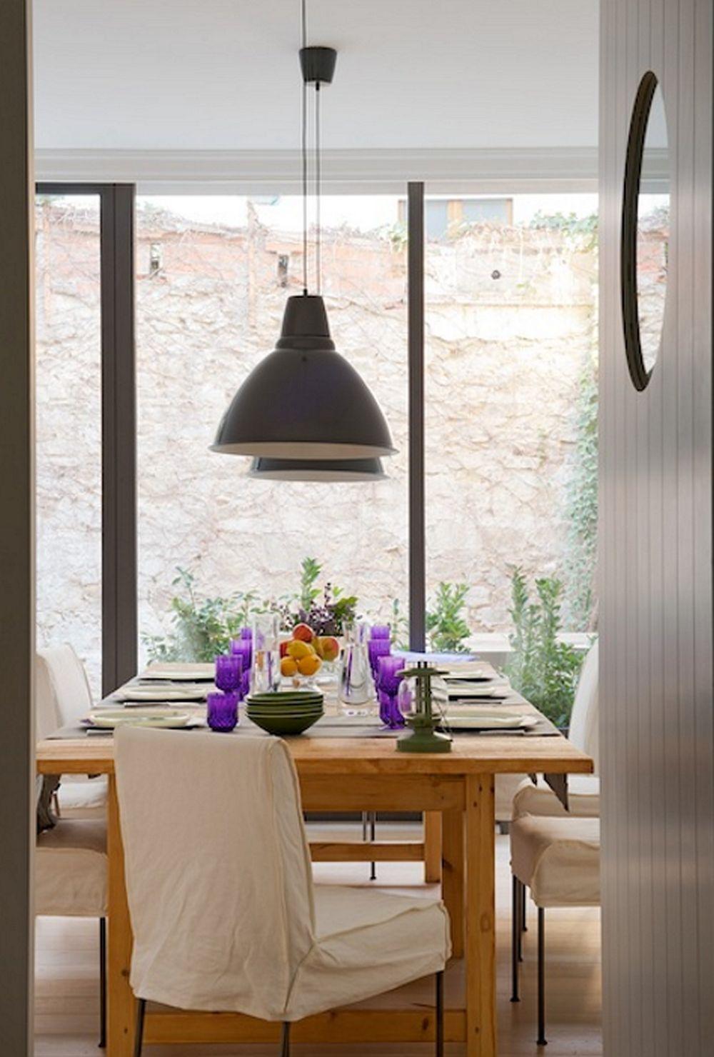 adelaparvu.com despre casa veche renovata, arhitect Albert Blanch, designer Gaby Conde, Foto ElMueble (7)