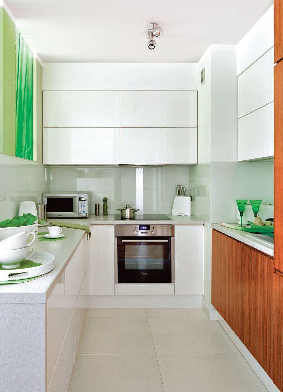 adelaparvu.com despre dormitor in living, recompartimentare la bloc, design Fabryka Nastroju (10)
