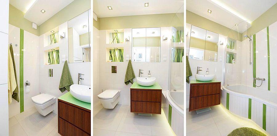 adelaparvu.com despre dormitor in living, recompartimentare la bloc, design Fabryka Nastroju (2)