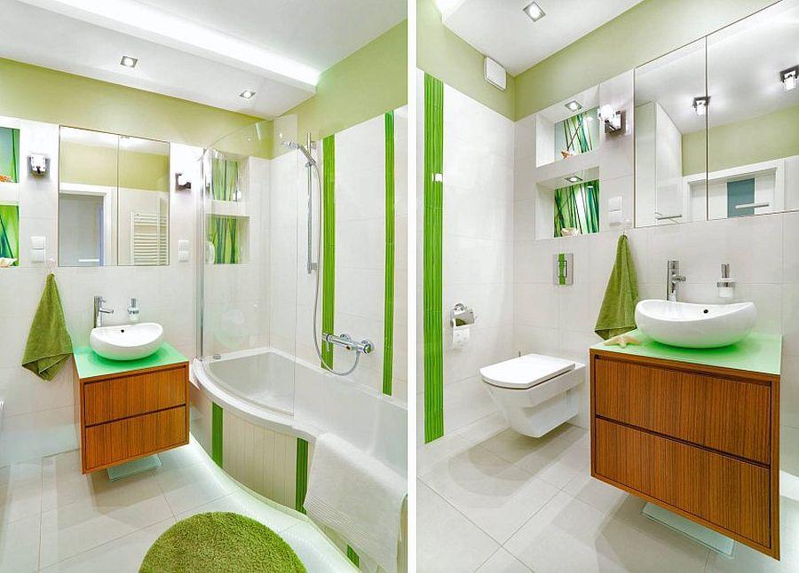 adelaparvu.com despre dormitor in living, recompartimentare la bloc, design Fabryka Nastroju (3)