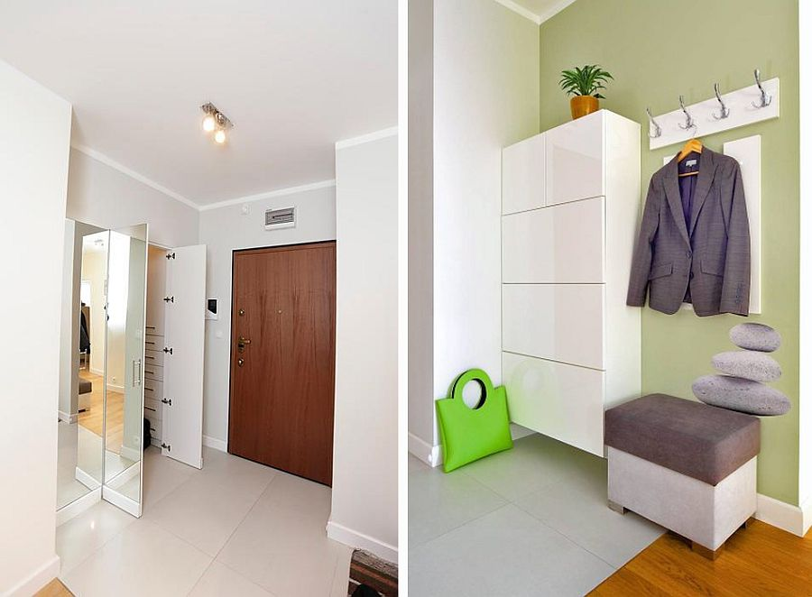 adelaparvu.com despre dormitor in living, recompartimentare la bloc, design Fabryka Nastroju (5)