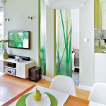adelaparvu.com despre dormitor in living, recompartimentare la bloc, design Fabryka Nastroju (9)