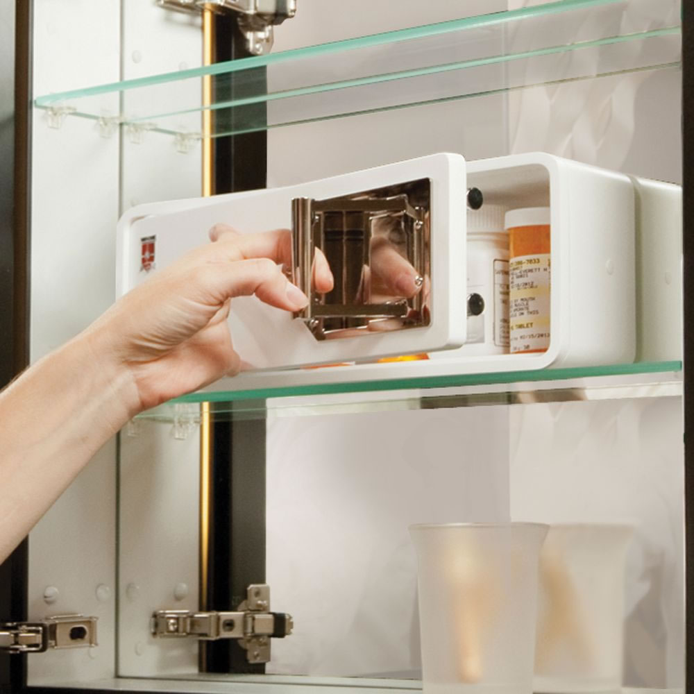 adelaparvu.com despre dulapul pentru medicamente, Foto Hammacher Schlemmer